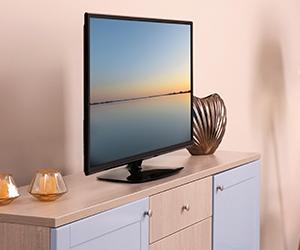 Moderner Fernsehschrank